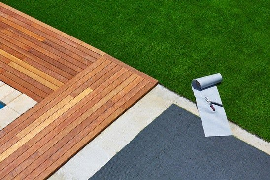 tools required for artificial grass installation